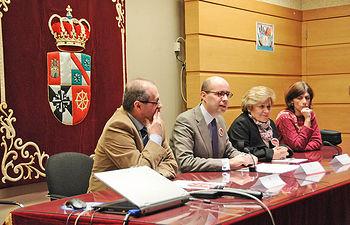Inauguración de la Jornada.