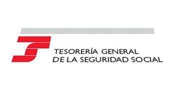 Logotipo de la Tesorería General de la Seguridad Social. Foto: Archivo.