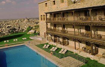 Parador de Toledo. Foto de Archivo.
