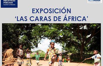 Exposición 'Las Caras de África' de Madre Coraje.