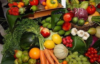 El Ministerio de Agricultura, Alimentación y Medio Ambiente expone en la Feria Fruit Attraction 2013 los trabajos del Departamento en materia de exportaciones, fitosanitarios o seguros agrarios. Foto: Ministerio de Agricultura, Alimentación y Medio Ambiente