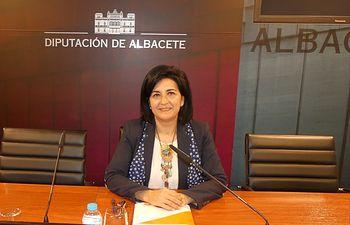 Francis Rubio, portavoz de Ciudadanos en la Diputación Provincial.