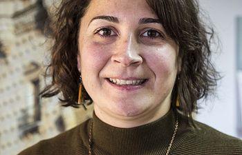 Inmaculada López, premio José de Juan García 2017