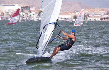 Balance positivo de los regatistas de Castilla-La Mancha en el Campeonato de España de Windsurf