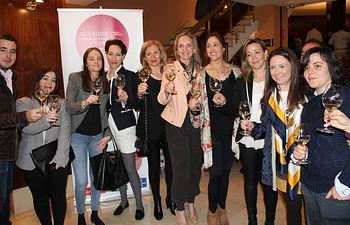 Casero cata Noche en vino (1). Foto: JCCM.