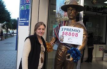 58808, primer quinto premio vendido en El Sembrador (Albacete)
