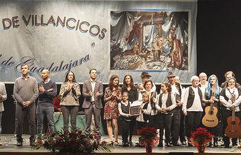 Navidad 2018, XXVIII concurso de villancicos, primer premio, Asociación Musical y Folclórica Santa Catalina de Tórtola de Henares