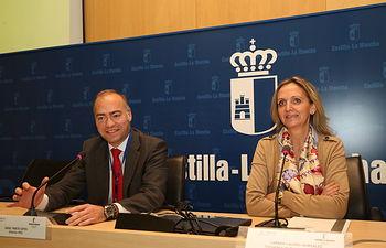 Carmen Casero clausura unas jornadas sobre Promoción e Internacionalización (1). Foto: JCCM.
