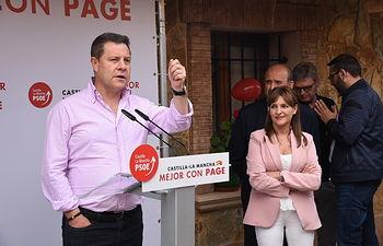Encuentro con asociaciones en Villanueva de la Jara (Cuenca). (FOTOS: José Ramón Márquez // PSCMPSOE)