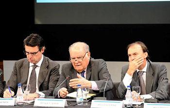 El ministro de Industria, Energía y Turismo durante el acto (foto del Ministerio de Asuntos Exteriores y Cooperación)