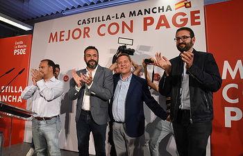 Acto PSOE en Azuqueca de Henares.