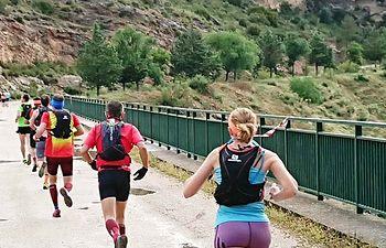 I Trail Chorreras del Cabriel.