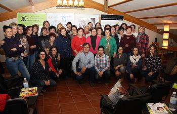 El camino hacia el logro de mujeres líderes en las cooperativas agro-alimentarias.