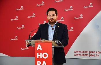 Pablo Camacho, diputado regional.