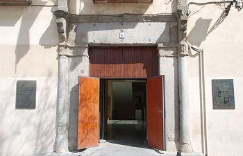 Facultad de Humanidades de Toledo.