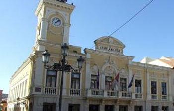 Ayuntamiento de Guadalajara. Foto de Archivo.