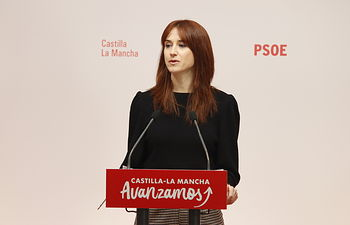 Diana López, diputada del Grupo Parlamentario Socialista.