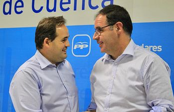 Paco Núñez y Benjamín Prieto.