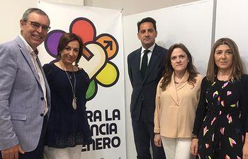 Jornadas Formativas sobre Violencia de Género en La Roda.