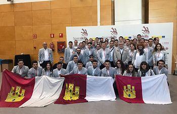 Dos estudiantes de Castilla-La Mancha han obtenido sendas medallas de plata en las competiciones de los Campeonatos Nacionales de Formación Profesional, donde la región ha estado representada por 24 alumnos y alumnas de 14 centros educativos.