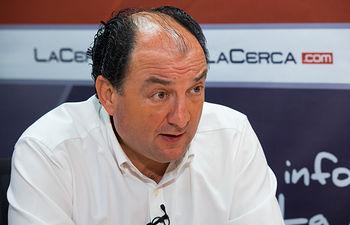 Camilo Abiétar, presidente nacional de OPA.