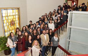 Estudiantes de Azuqueca, Bulgaria, Francia e Italia en un proyecto Ersamus+