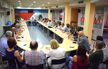 Ejecutiva Provincial PSOE