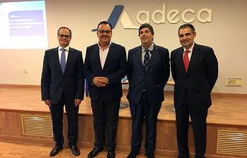 'Los fundamentos de la economía castellano-manchega en el entorno digital' a debate en ADECA