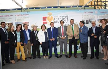 Inauguración FERDUQUE 2018.