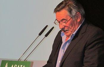José Pérez Cuenca es reelegido presidente de ASAJA Albacete en la XXV Asamblea General Ordinaria Provincial de ASAJA.