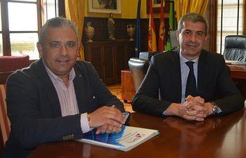 Álvaro Gutiérrez y Cesar García.