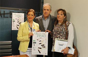 El concurso de piano Diputación de Albacete cumple su XIII edición, los próximos días 14 y 15 de Mayo