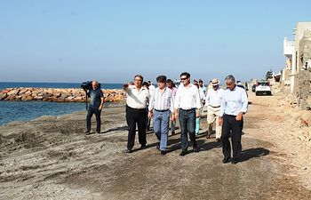 Visita Adra,Almería. Foto: Ministerio de Agricultura, Alimentación y Medio Ambiente