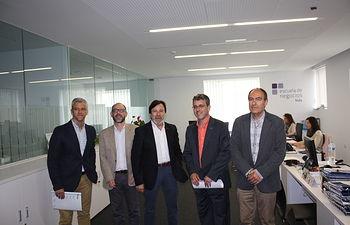"""El Gobierno regional recuerda que los incentivos dirigidos a los contratos de Formación y Aprendizaje """"son los mayores de toda España"""". Foto: JCCM."""