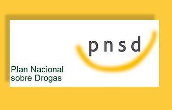 Cartel del Plan Nacional sobre Drogas. Foto: Ministerio.