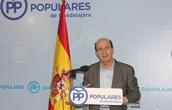 Juan Pablo Sanchez, secretario general del PP y senador