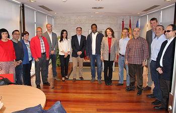 El Gobierno regional constituye la comisión de trabajo para redactar el borrador de Ley del Tercer Sector Social de Castilla-La Mancha. Foto: JCCM.