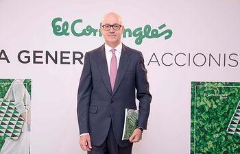 Jesús Nuño de la Rosa, presidente de El Corte Inglés.