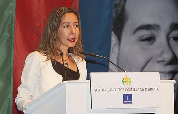 Patricia Sanz, presidenta del Observatorio de Igualdad de la ONCE y su Fundación.