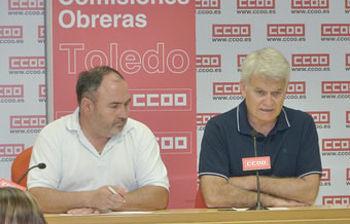 Carlos Pedrosa y Jose Luis Gil