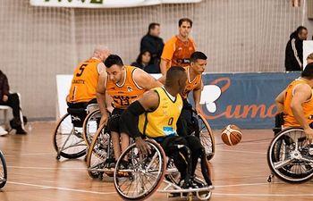 El BSR Amiab Albacete se prepara para iniciar su participación en la Champions de esta temporada. Imagen de archivo.