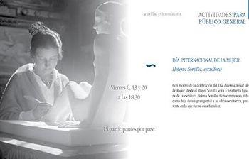 Museo Sorolla inaugura una exposición de Helena Sorolla por el día internacional de la mujer