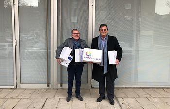 """Presentación candidatura """"Cuenca nos une"""""""