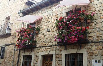 Sigüenza busca el balcón, ventana o rincón florido más bonito del municipio.