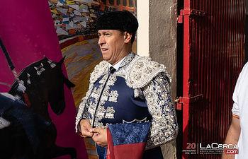 Mariano de la Viña. Foto: @Manuel Lozano Serna - Grupo de Comunicación La Cerca