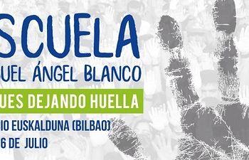 Rajoy interviene en la primera jornada de la Escuela Miguel Ángel Blanco
