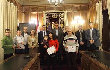 Entrega Premios Concurso Belenes ed.2015