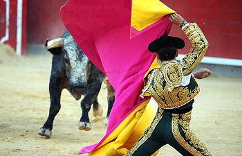 Sergio Serrano - Segundo toro-2 - Feria Albacete - 12-09