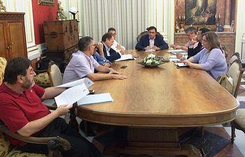 Junta Gobierno Local 13-08-2018