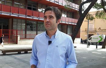 Lorenzo Robisco, diputado PP por Guadalajara